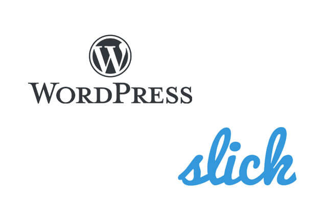 slickとwordpress